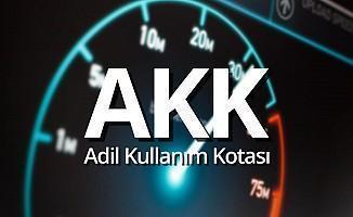 Turknet son dakika Adil Kullanım Noktası (AKN) kaldırıldı mı