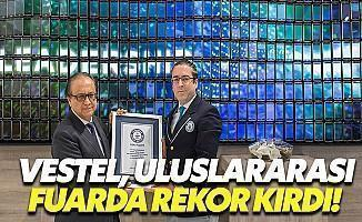 Vestel MWC'de Guinness Rekoru'nu Kırdı