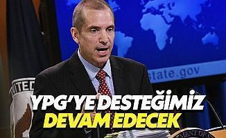 YPG'yi Desteklemeye Devam Edecekler