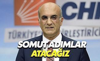 CHP'li Bingöl: Somut Adımlar Atacağız