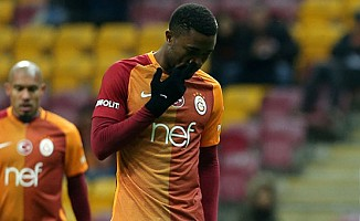 Galatasaray'da Aurelien Chedjou krizi