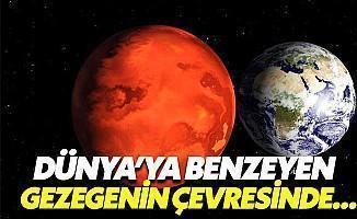 İlk Kez Dünyaya Benzerlik Gösteren Bir Gezegen Bulundu