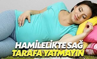 İşte Hamileliğe En Uygun Uyku Pozisyonları