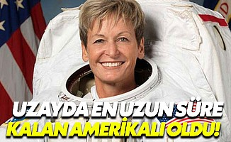 Trump, Uzayda Rekor Kıran Whitson'ı Aradı