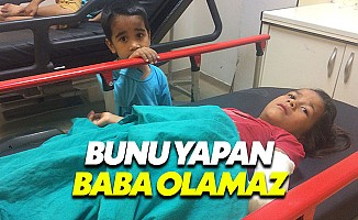 Adana'da alkollü koca dehşeti