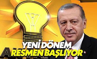 AK Parti'de ikinci Tayyip Erdoğan dönemi