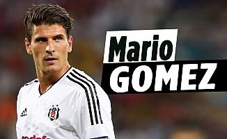 Alman golcü Mario Gomez Beşiktaş'a