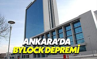 Ankara Büyükşehir Belediyesinde ByLock depremi
