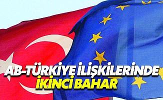 Avrupa Birliği ve Türkiye arasında ikinci bahar