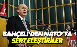 """Bahçeli: """"NATO'nun terör örgütleriyle ne işi var"""""""