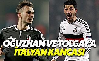 Beşiktaş'ın orta sahasına İtalyan kancası