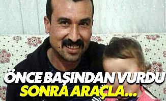 Çocuğunu göremeyen baba Aydın'da dehşet saçtı