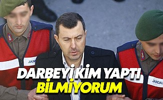 "Cumhurbaşkanı Başyaveri Ali Yazıcı: ""Darbeyi kim yaptı bilmiyorum"""