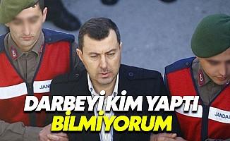 """Cumhurbaşkanı Başyaveri Ali Yazıcı: """"Darbeyi kim yaptı bilmiyorum"""""""