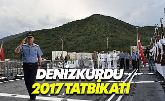 Hulusi Akar'dan Denizkurdu 2017 mesajları
