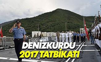 Hulusi Akar'dan Denizkurdu 2017 mesajları