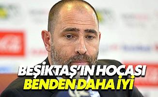 """Igor Tudor: """"Beşiktaş'ın hocası benden daha iyi"""""""