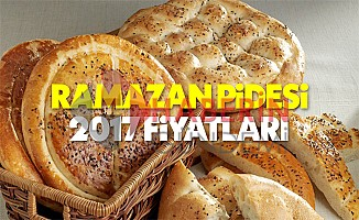 İstanbul Ankara 2017 Ramazan pidesi fiyatları ne kadar