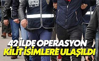 İstanbul ve Ankara'da FETÖ operasyonları gözaltılar var