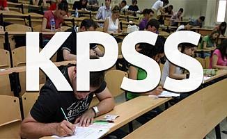 Bugün KPSS sınavı saat kaçta başlıyor? KPSS ne kadar sürecek saat kaçta bitecek?