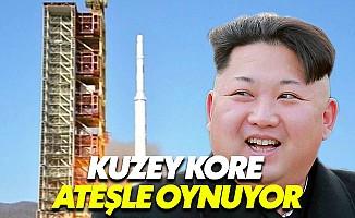 Kuzey Kore füze denemelerine devam ediyor: Dünya tedirgin