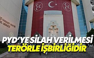 MHP'den Trump-Erdoğan görüşmesine ilişkin açıklama
