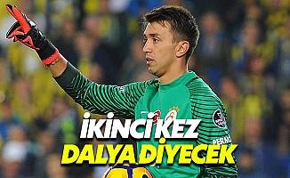 """Muslera: """"Galatasaray'da evimde gibi hissediyorum"""""""