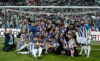 TFF 1. Lig'in son takımı Erzurumspor