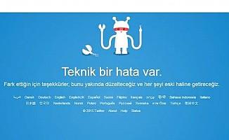 Twitter yasaklandı mı çöktü mü son dakika