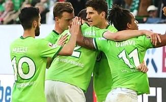 Wolfsburg son nefeste küme kaldı: 1-0