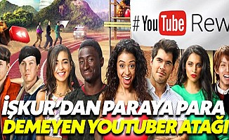 Youtuber olmak isteyenlere İŞKUR desteği