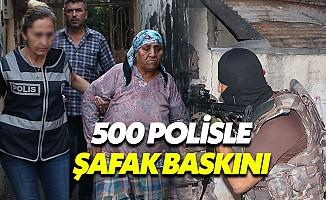 Adana'da PKK'ya şafak baskını: 31 gözaltı