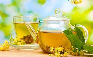 Bitki Çaylarından yazın da faydalanın.