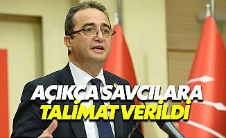 """CHP'den Erdoğan'ın açıklamalarına tepki: """"Gözalatına alın talimatı"""""""