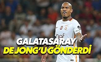 Galatasaray'da bir ismin daha bileti kesildi