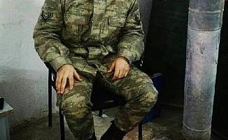 İçtimada fenalaşan 21 yaşındaki jandarma uzman onbaşı şehit