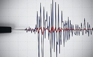 İzmir'de 4,1 şiddetinde deprem