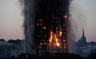 Londra yangınında ağır bilanço: 79 ölü