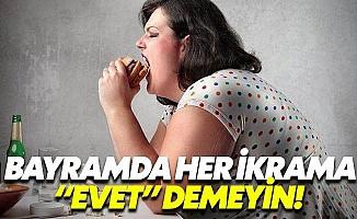 Obezite cerrahisi geçirenler bayramda bunlara dikkat