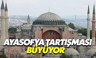 Türkiye ile Yunanistan arasında Ayasofya krizi