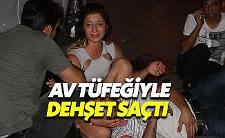 Adana Seyhan'daki bar kavgasında silahlar konuştu