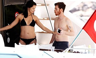 Adriana Lima ile aşk yaşayan Metin Hara'nın kazancı 6 milyon lira