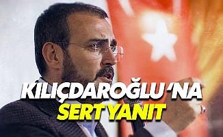 AK Parti'den Kılıçdaroğlu'na yanıt gecikmedi