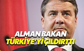 Almanya Dışişleri Bakanı'ndan Türkiye'ye tehdit gibi mesaj