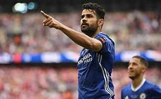 Beşiktaş'a Diego Costa'dan kötü haber