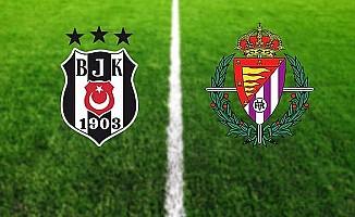 Beşiktaş Valladolid maçı ne zaman saat kaçta hangi kanalda