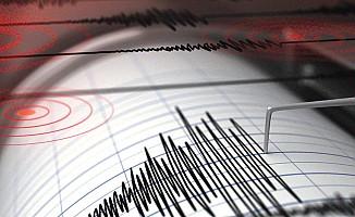 Bodrum'da 4.5 şiddetinde deprem son depremler