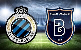 Club Brugge Başakşehir maçı ne zaman saat kaçta şifresiz hangi kanalda?