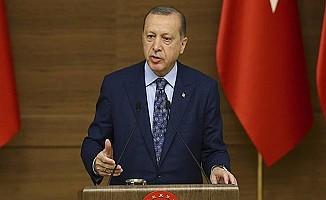 Cumhurbaşkanı Erdoğan'dan Çarpıcı Yorum