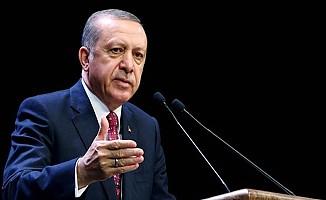 Erdoğan'dan, Alman hükümetine; Türkiye'nin içişlerine kimse karışamaz!